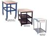 SHOP STANDS WITH PLASTIC SE TOP - 2-Shelf (HS2) Model