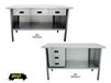 STAINLESS WOOD CORE WORKBENCHES & TOPS