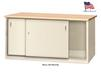 BASIC CABINET WORK BENCH WITH DOOR